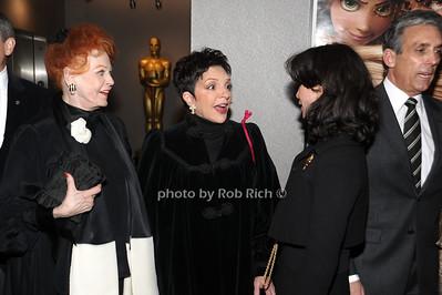 Arlene Dahl, Liza Minnelli, Katherine Oliver photo by Rob Rich © 2010 robwayne1@aol.com 516-676-3939