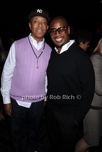Russell Simmons, Andre Harrell