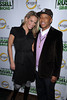 Heidi Albertsen, Russell Simmons<br /> photo by Rob Rich © 2010 robwayne1@aol.com 516-676-3939