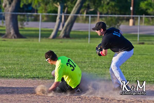 2013-05-03 Softball