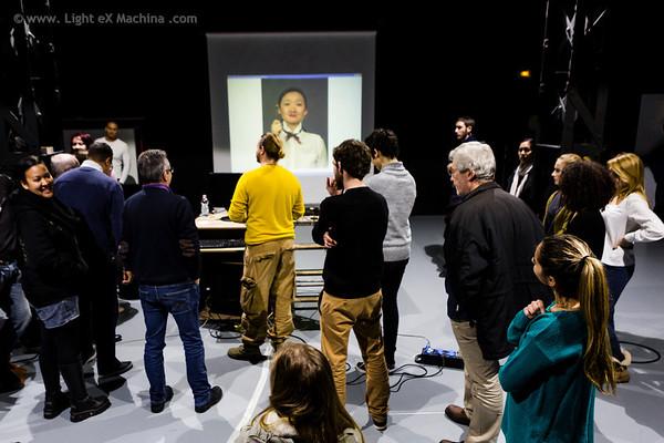 Workshop Vincent Malléa au CE3P