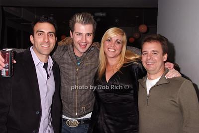 Chris Maltese, John Vesely, Alyssa Pollack, Connone photo by Rob Rich © 2008 robwayne1@aol.com 516-676-3939