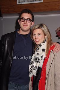 Nick Raynes, Marissa Bregman photo by Rob Rich © 2008 robwayne1@aol.com 516-676-3939