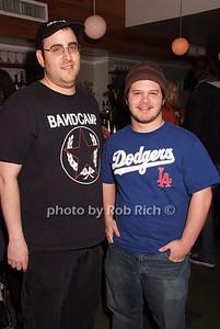 Alex Vitoulis, Jacob Smyle photo by Rob Rich © 2008 robwayne1@aol.com 516-676-3939