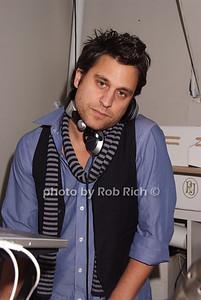 DJ Jason Fioto photo by Rob Rich © 2008 robwayne1@aol.com 516-676-3939