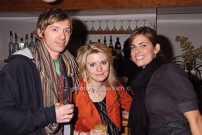 Robert Cooper, Trish Bentely, Jodi Sowa photo by Rob Rich © 2008 robwayne1@aol.com 516-676-3939