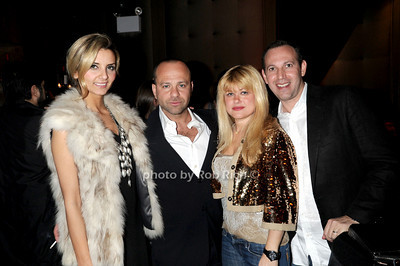 Valmira Mavraj, Arty  Dozortsev, Tatiana Byron, Brad Marx    photo by Rob Rich © 2011 robwayne1@aol.com 516-676-3939