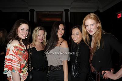guest, Nicole Veni, Yuni Hong, Eriko Sato, Marie Asterud