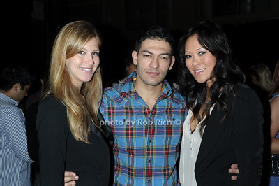 Kimberly Van der Pool, Alex Wraith, Hyo Jin Yim photo by Rob Rich © 2011 robwayne1@aol.com 516-676-3939