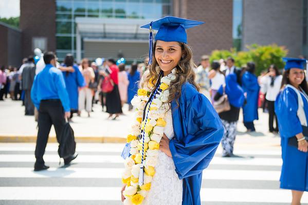 Shadan's HS Graduation