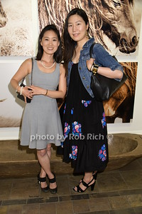Sue Jung, Christina Choi photo by Rob Rich/SocietyAllure.com © 2015 robwayne1@aol.com 516-676-3939