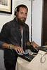 DJ Adam Lipson<br /> photo by Rob Rich/SocietyAllure.com © 2015 robwayne1@aol.com 516-676-3939