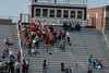 """8807<br /> High School Football<br /> """"at the game""""<br /> Fans / Sideline"""