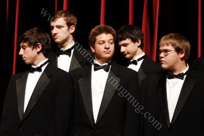 Holiday Concert Harrison High School Choir & Band December 13, 2009