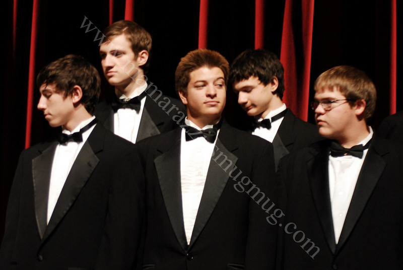 2009 Holiday Concert<br /> Graff Auditorium<br /> Harrison High School