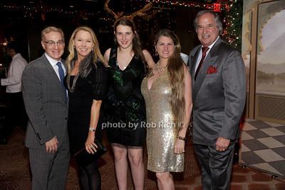 Howard Kagan, Janet Kagan, Leah Lane, Bonnie Comley, Stewart Lane photo by Rob Rich/SocietyAllure.com © 2013 robwayne1@aol.com 516-676-3939