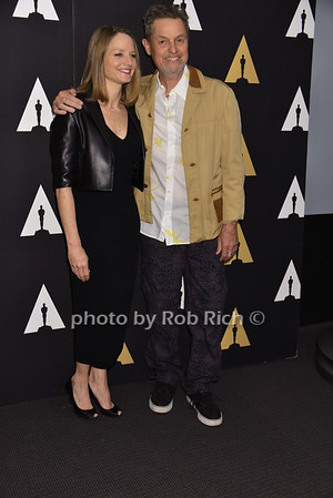 Jodi Foster,Jonathan Demme photo by Rob Rich/SocietyAllure.com © 2016 robwayne1@aol.com 516-676-3939