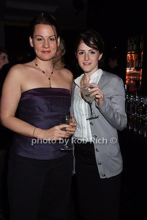 Emily Haynes, Maxine Kaye photo by Rob Rich © 2008 robwayne1@aol.com 516-676-3939