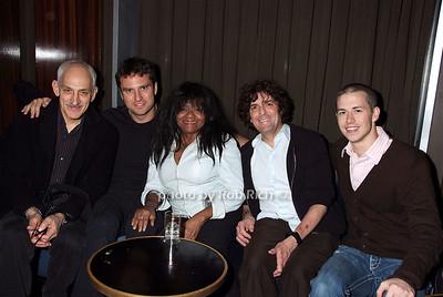 Victor Syrmis, Carl Rumbaugh, Susan Batson, Billy Hopkins, Keegan Killian photo by Rob Rich © 2008 robwayne1@aol.com 516-676-3939