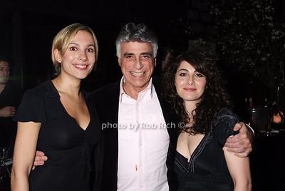 Alessandra Duranceau,Andrew Stein, Jessica Kaye (actress) photo by Rob Rich © 2008 robwayne1@aol.com 516-676-3939