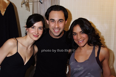 Jessica Fields, Ryan Duncan, Jene' Hernandez  photo  by Rob Rich © 2008 robwayne1@aol.com 516-676-3939