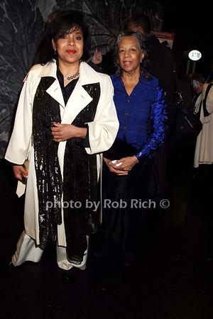 Phylicia Rashad, Billie Allen  photo  by Rob Rich © 2008 robwayne1@aol.com 516-676-3939