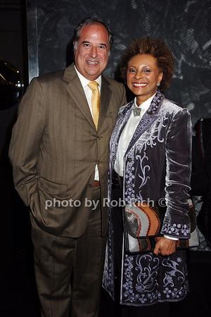Stewart Lane, Leslie Uggams  photo  by Rob Rich © 2008 robwayne1@aol.com 516-676-3939