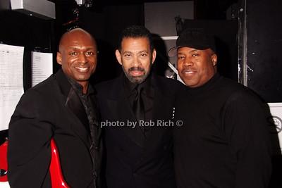 Ayodele Maakheru, Maurice Hines, Greg Buford  photo  by Rob Rich © 2008 robwayne1@aol.com 516-676-3939
