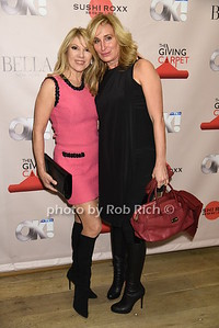 Ramona Singer, Sonja Morgan photo by Rob Rich/SocietyAllure.com © 2015 robwayne1@aol.com 516-676-3939