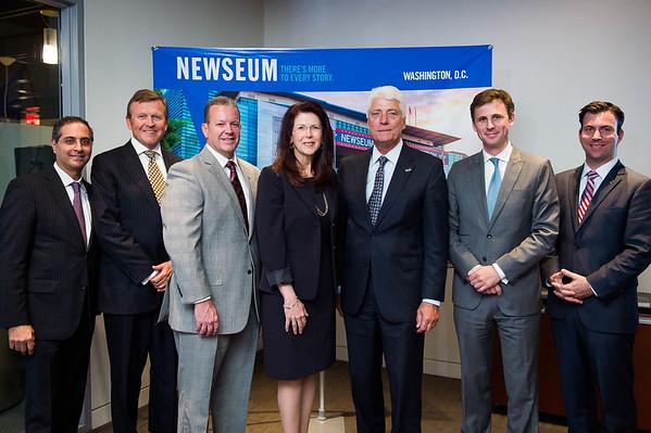 WACA Newseum Meeting