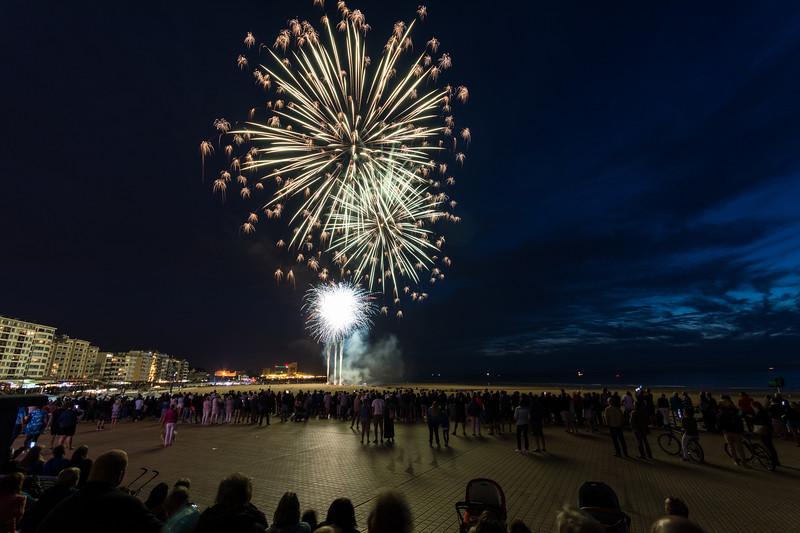 BK Vuurwerk Oostende