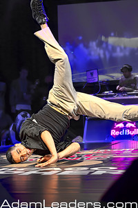 Red Bull BC One Breakdance Battle - Metro - Chicago, IL
