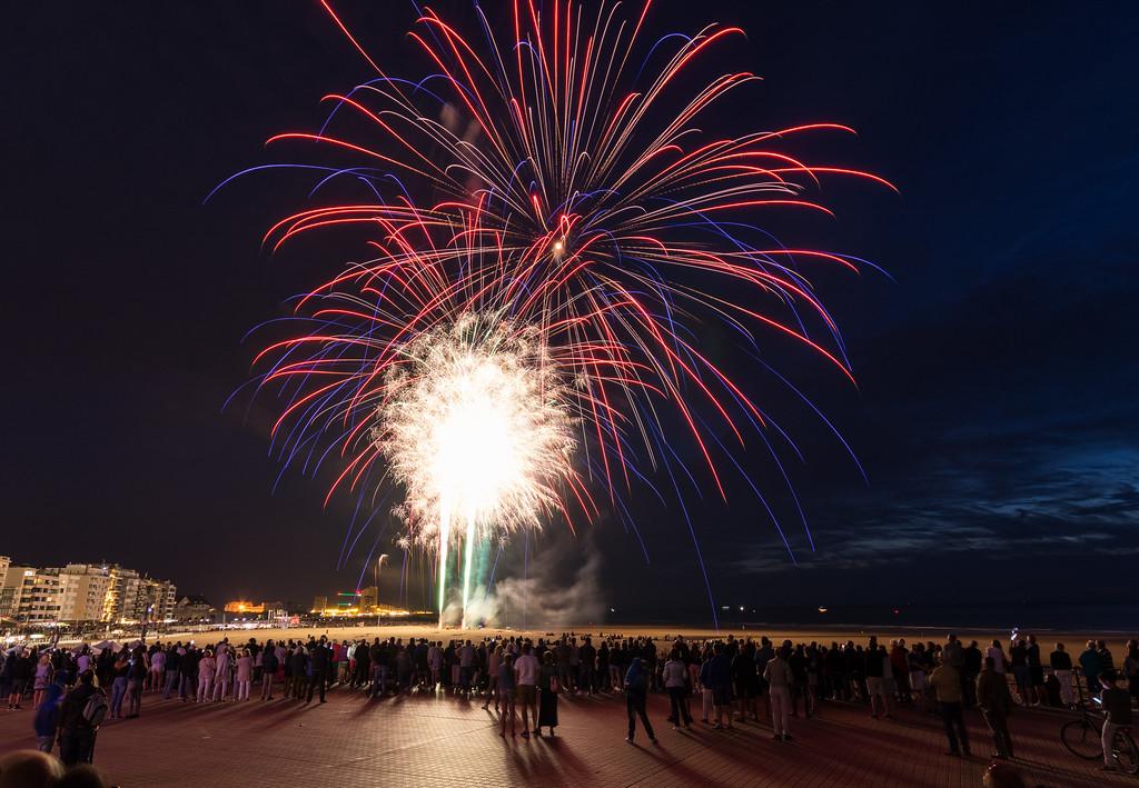Bk Vuurwerk Oostende 2017