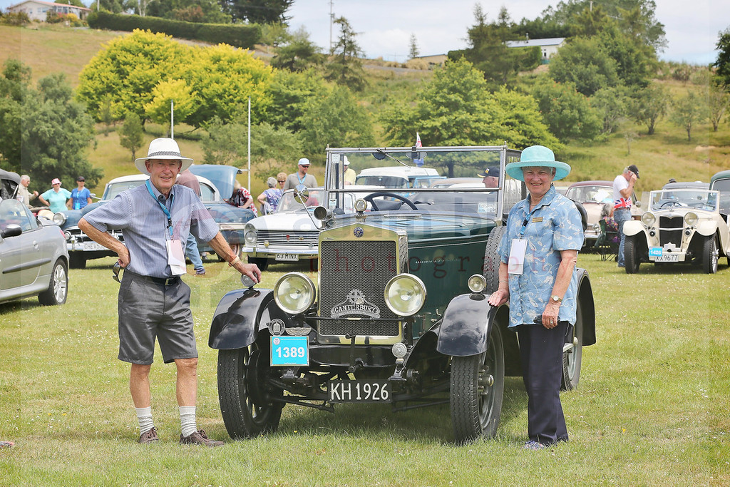 2016 International Festival of Historic Motoring, Dunedin