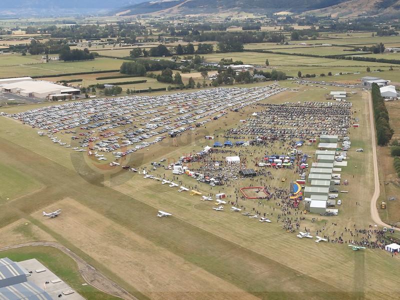 2016 International Festival of Historic Motoring, Dunedin