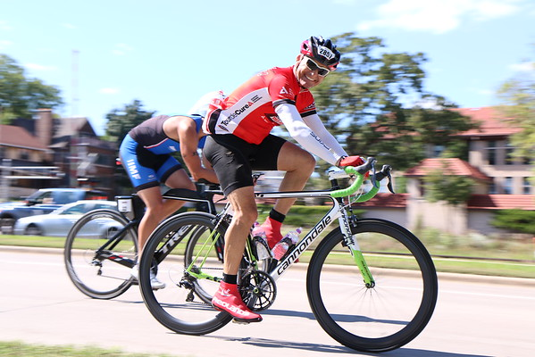 2015 Ironman Wisconsin - Riding on Insulin