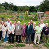 Gosfield Allotments : The formal opening of the new Gosfield Allotments