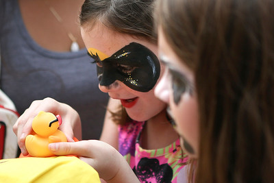 The third annual Duck Derby fundraiser for Adopt-A-Family of the Palm Beaches at CityPlace on Saturday, March 8, 2015 in West Palm Beach.