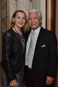 Yvonne & Nasser Kazeminy.