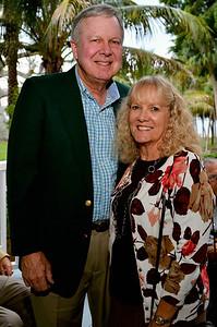 Mr. John Hannon & Mrs. Jackie Hannon.