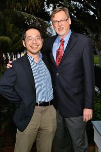Dr. Ryohel Yasuda & Dr. Fitzpatrick.