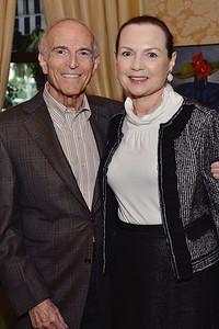 Mr. David & Ingrid Kosowsky.