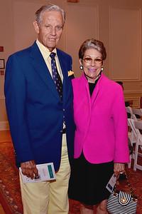 Mr. John Pohanka & Mrs. Lynn Pohanka.