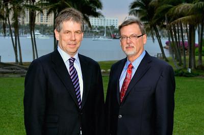 Dr. Tobias Bonhoeffer & Dr. David Fitzpatrick.