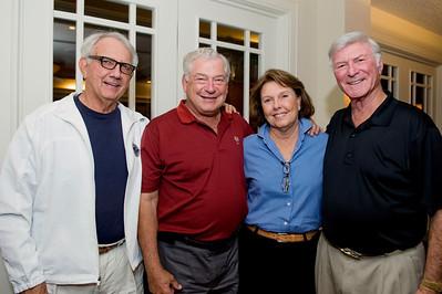 Hal Rosenson, Steve & Nancy Bernstein & Av Gray.