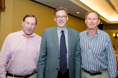 Jonathan Neslon, Dr. David Fitzpatrick & Larry Kleinberg.