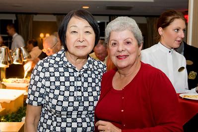Seuhn Ahn & Ilene Gerber.