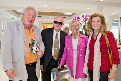 Rodney Blair, Dr. William Adkins, Bobbi Horwich & Sandra Blair.