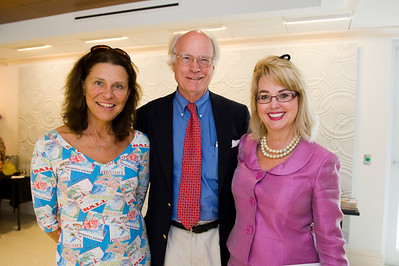 Stephania Conrad, Tom Ross & Elizabeth Murphy.