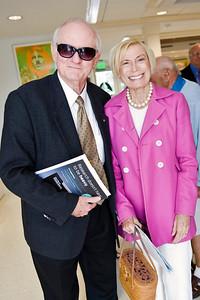 Dr. William Adkins & Bobbi Horwich.